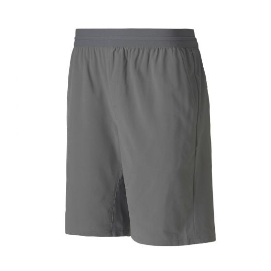 GREY 'TECH GOLF SHORTS' Excellent golf wear - MEN / AW20