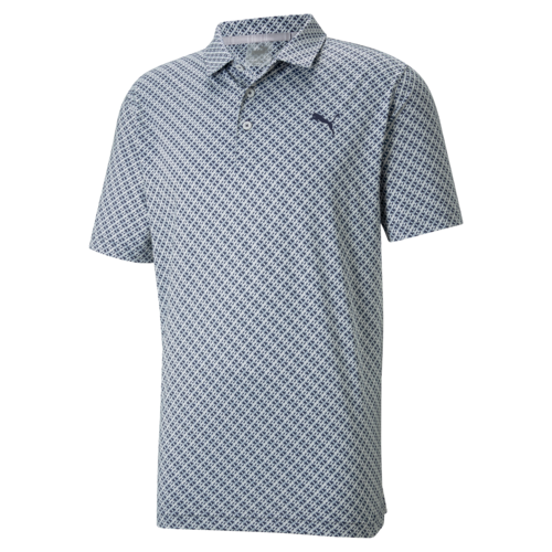 NAVY 'LEUCADIA' MATTR Golf Polo Shirt - MEN