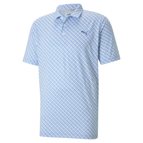 STAR SAPPHIR	 'LEUCADIA' MATTR Golf Polo Shirt - MEN