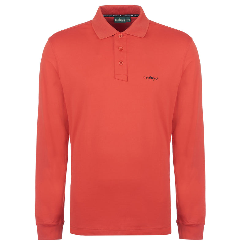 RED CHILI ANGUY POLO  - MEN / OUTLET