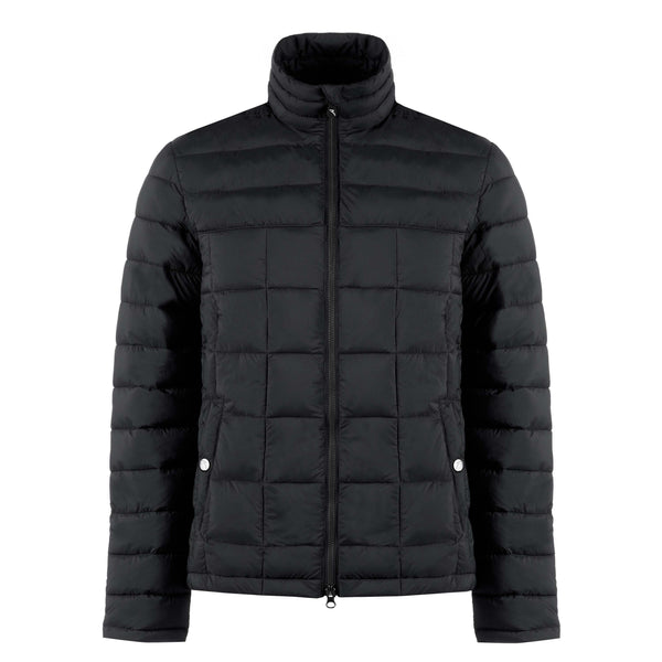 BLACK MANFREDI JACKET - MEN / OUTLET