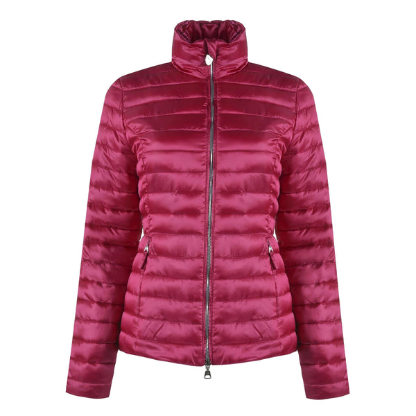 GERANIUM PINK  MENTRE JACKET - WOMEN / OUTLET