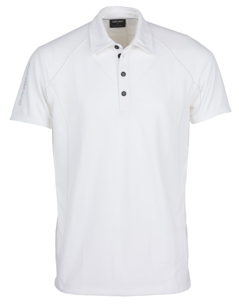WHITE MOORE VENTIL8 SHIRT - MEN / OUTLET