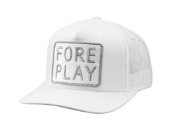 eeb77226b21 WHITE FORE PLAY TRUCKER - 2018 – Capital Golf
