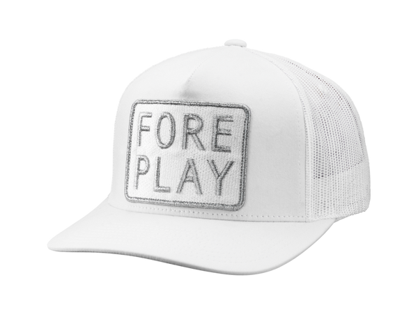 WHITE FORE PLAY TRUCKER - 2018