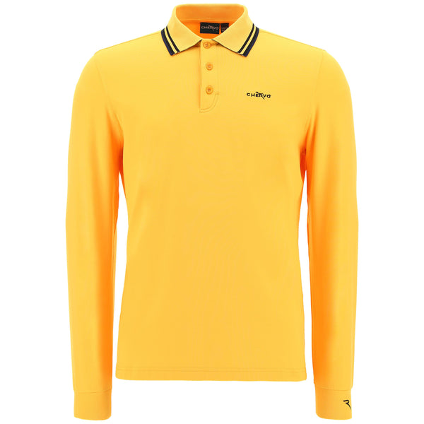 Yellow ATEM polo - MEN / AW19