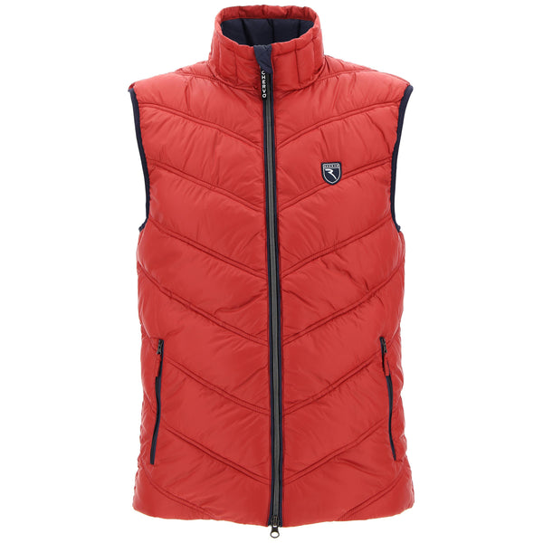 RED 'EBRAICO' GOLF Vest - MEN / AW19