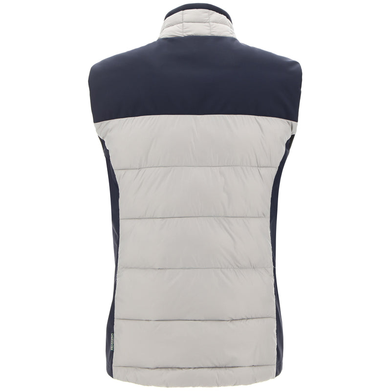 GREY 'ENVELOPE'' GOLF Vest - MEN / AW19