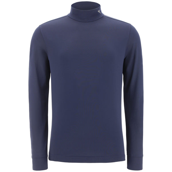 navy TAKIONE Turtleneck baselayer - MEN / AW19
