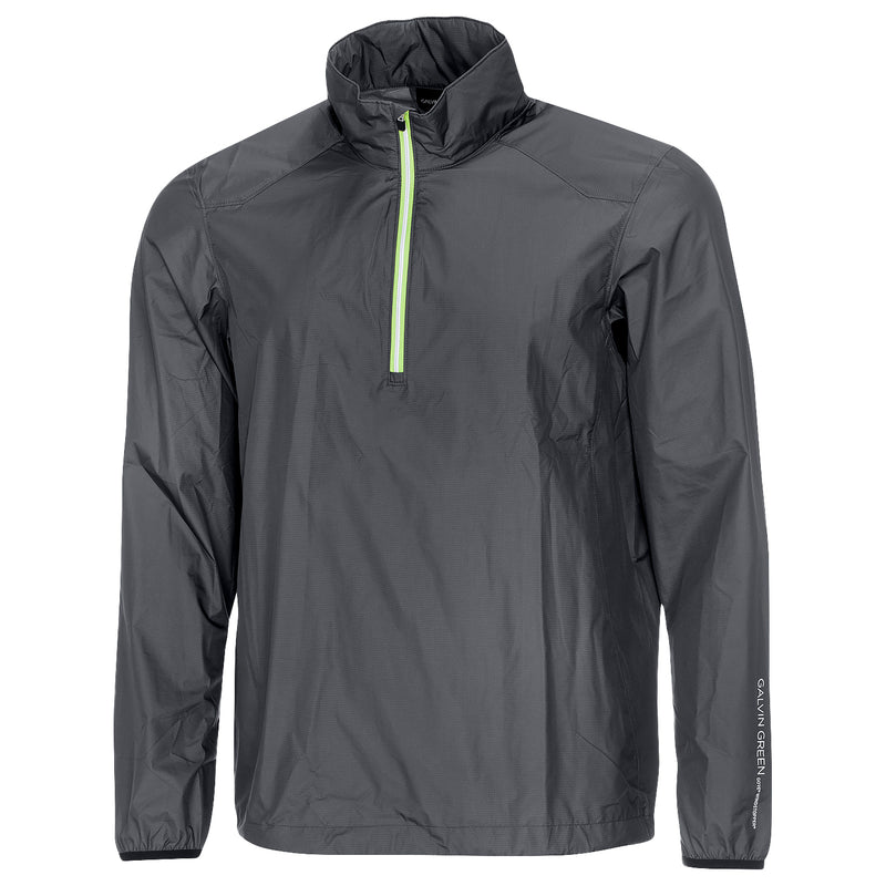 IRON GREY BOW HALF ZIP WINDSTOPPER - MEN / OUTLET