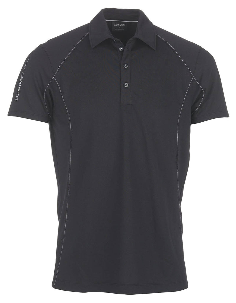 BLACK 'MORRIS' LONG SLEEVE SHIRT - MEN /OUTLET