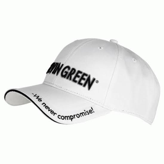 White/Black SLATER CAP - MEN / OUTLET