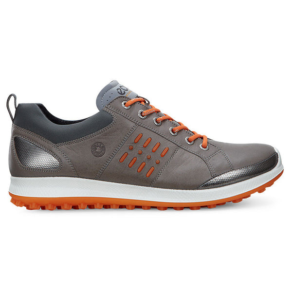 GREY/ORANGE BIOM HYBRID 2 GORE-TEX  SHOE   -  SS17