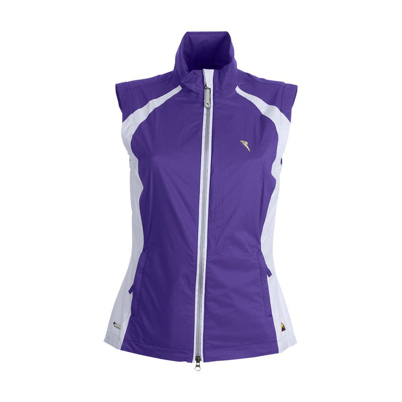 PURPLE ESTENCE VEST - WOMEN / OUTLET
