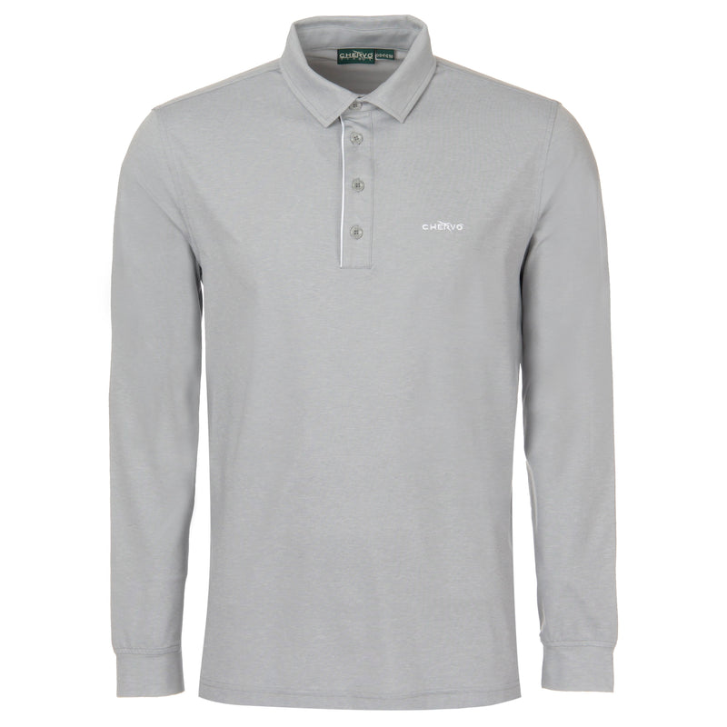 Grey ALLEGRO Polo - Men's / SS18
