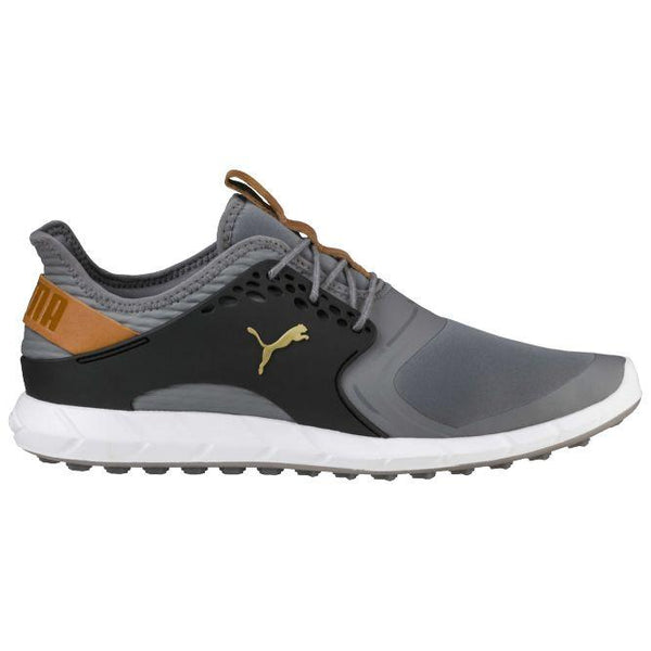 QUIET SHADE-Puma Team Gold-Puma Black IGNITE PWR SPORT - MEN'S / SS18