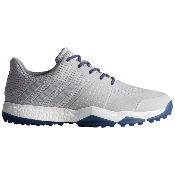 Grey/Grey/Noble Indigo MEN'S ADIPOWER Sport BOOST 3 Golf Shoe - SS18