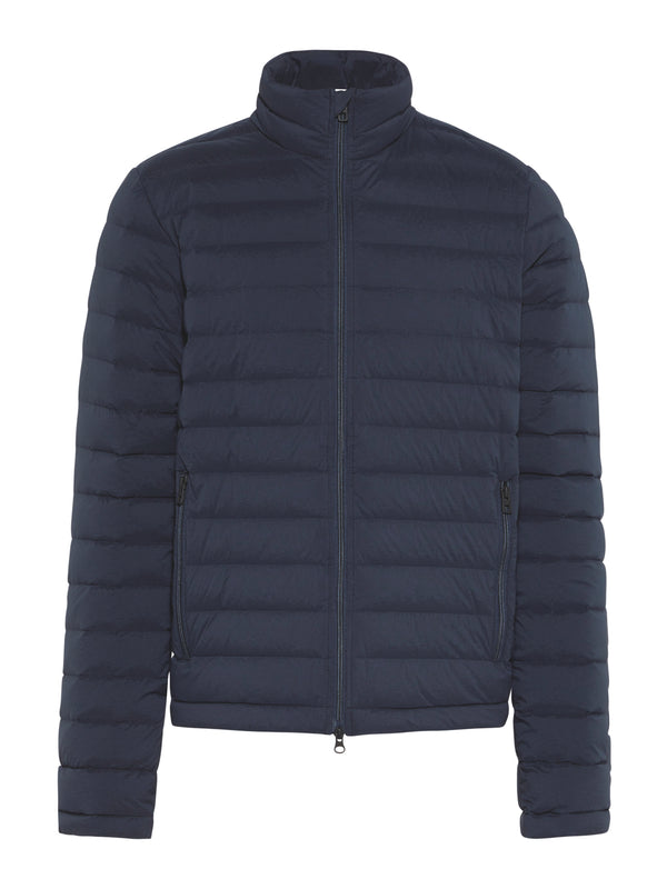 JL Navy M Ease Sweater JL Down Outerwear Performance - Men's / AW18