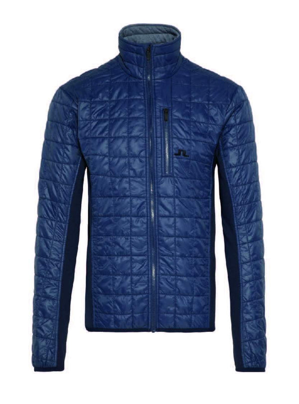 JL Navy M Atna Hybrid Jacket Pertex Outerwear Performance - Men's / AW18