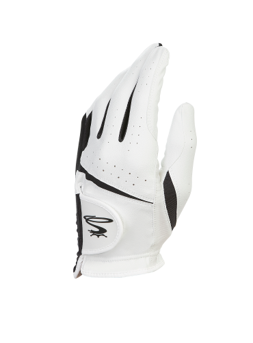 White 'Microgrip FLEX ' Golf Glove - MEN / 2021