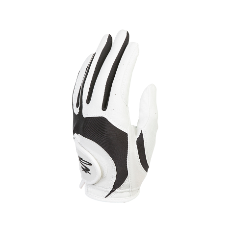 White 'Microgrip FLEX ' Golf Glove - YOUTH / 2021