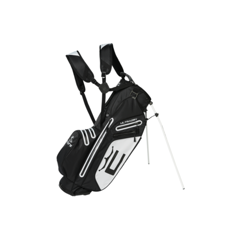 Black 'Ultradry Pro' Stand Bag