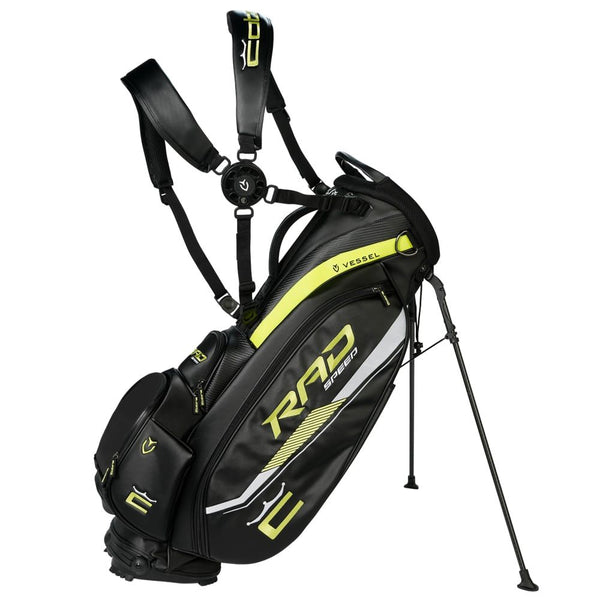 Black 'RadSpeed Tour' Stand Bag