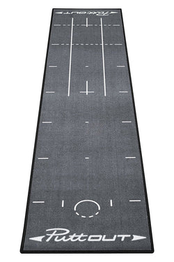 GREY Deluxe Putting Mat - 2019