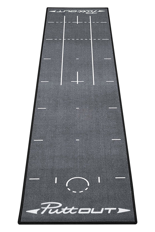 GREY Deluxe Putting Mat - 2020