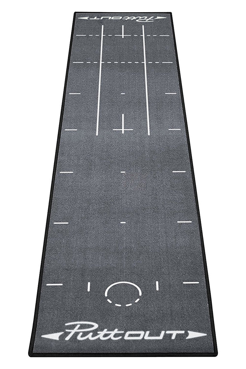 GREY Deluxe Putting Mat - 2021