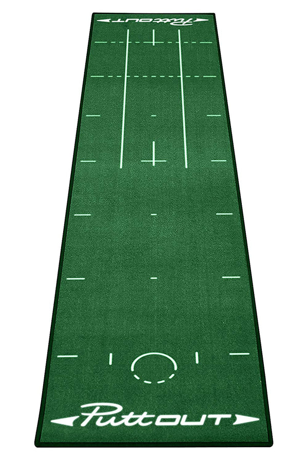 GREEN Deluxe Putting Mat - 2019