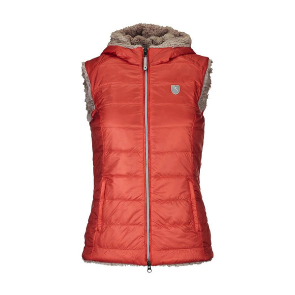 FLAMINGO PINK EUFORBIA VEST - WOMEN / OUTLET