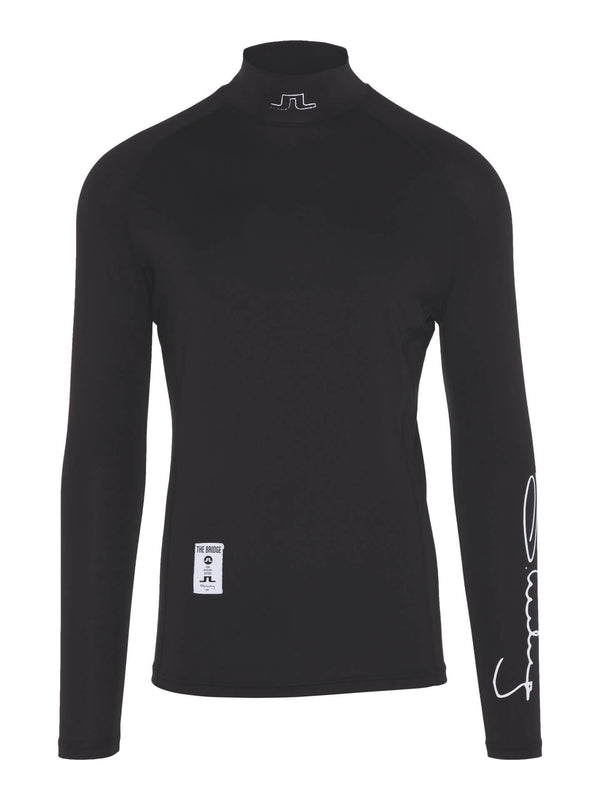 Black  EL SOFT COMPRESSION Top  - Men's / SS19