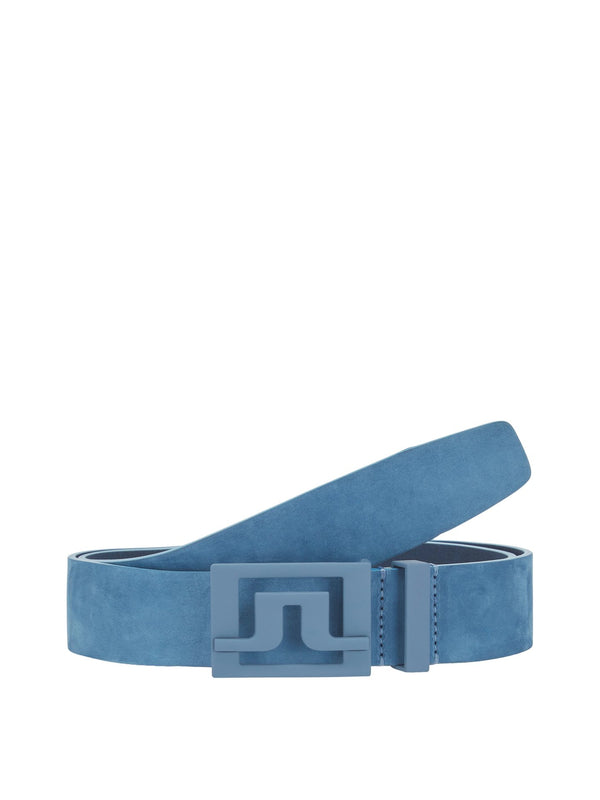 Work Blue Slater 40 Brushed Leather Belt  - Men's / SS19