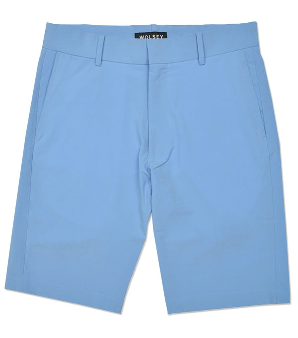 AZURE HIGH STRETCH SPORT SHORT   -