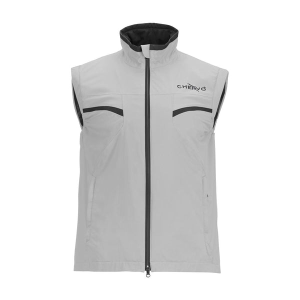GREY EFREM VEST - MEN / OUTLET