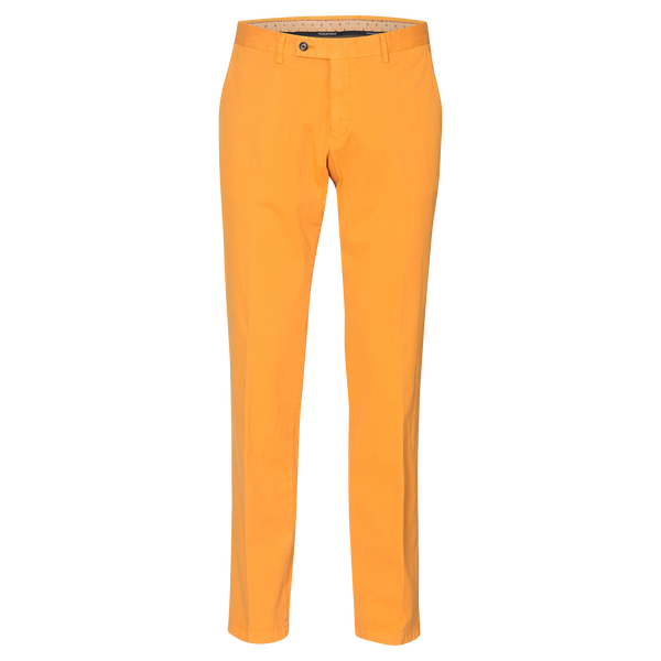 YELLOW BRENT TROUSERS   -