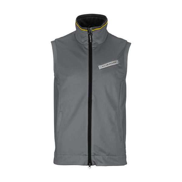 GREY EUGENE VEST - MEN / OUTLET