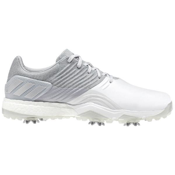 WHITE/SILVER ADIPOWER 4 AC8262 - Men's / AW18
