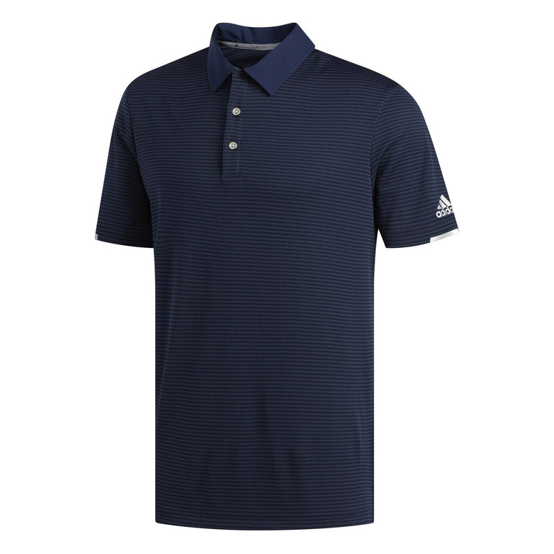 NAVY 'Climachill Tonal' GOLF POLO - MEN / OUTLET