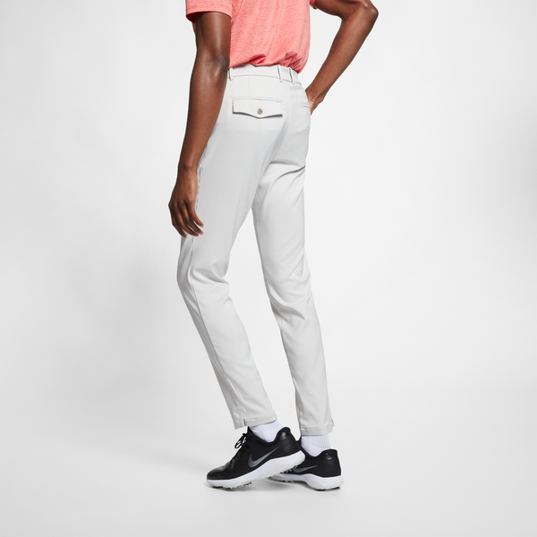 LIGHT BONE 'Nike Flex' GOLF TROUSERS - MEN / SS20