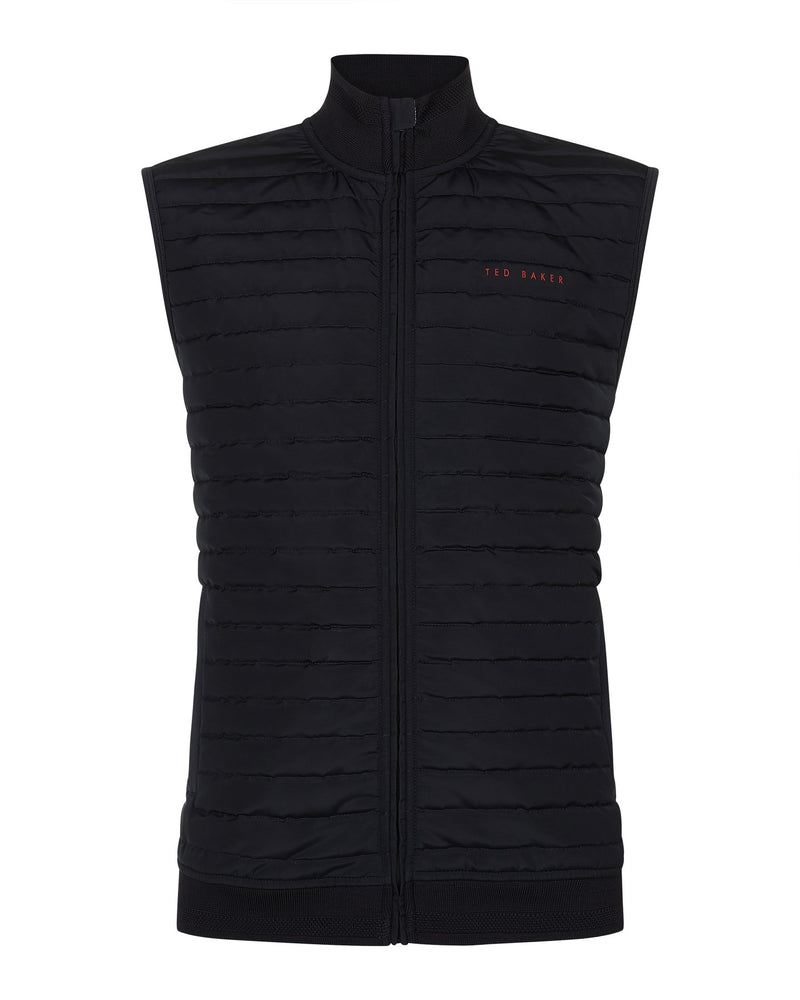 NAVY 'ALBANE' gOLF VEST - MEN / SS20