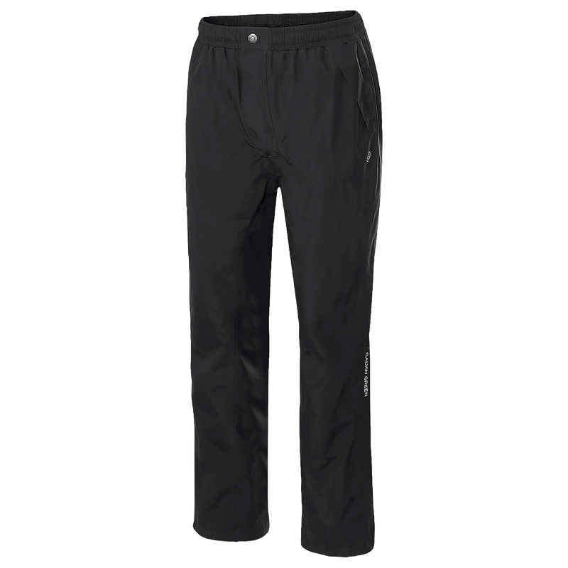 BLACK 'ANDY' GOLF Waterproof Trouser with GORE-TEX fabric - MEN / AW20