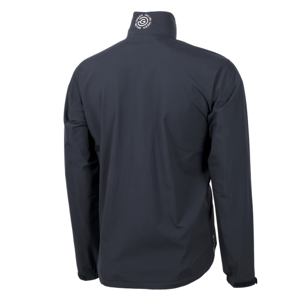 Navy  'APOLLO' WATERPROOF GORE-TEX GOLF JACKET - MEN