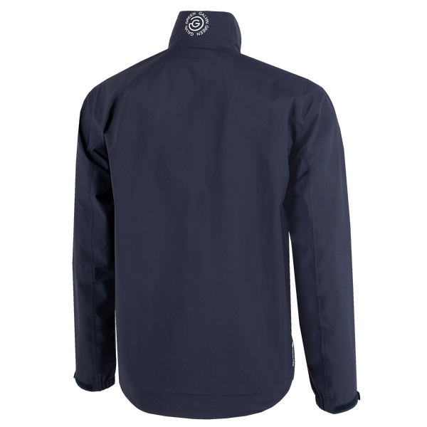 NAVY 'APOLLO' WATERPROOF GORE-TEX GOLF JACKET - MEN / SS20