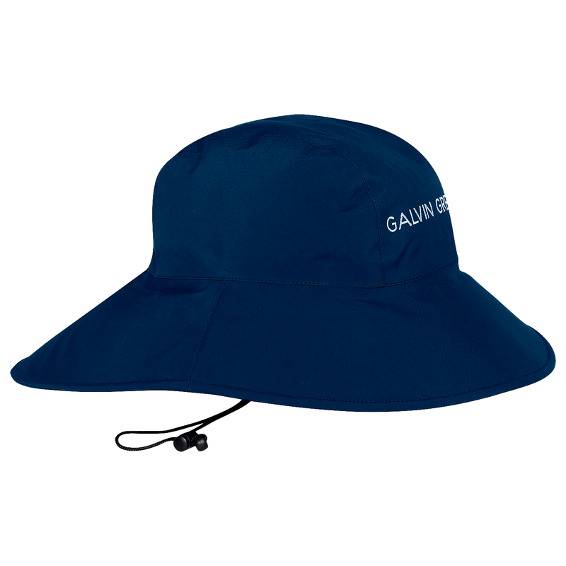 NAVY 'AQUA' GORE-TEX Golf Buck hat - UNISEX / AW20