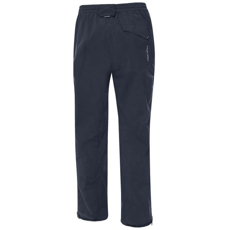 NAVY 'ARTHUR' GORE-TEX® WATERPROOF / WINDPROOF PACLITE® TECHNOLOGY GOLF TROUSER - MEN / AW20