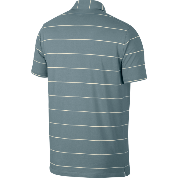 GREY Dri-FIT Player APPAREL GOLF POLO - MEN / OUTLET