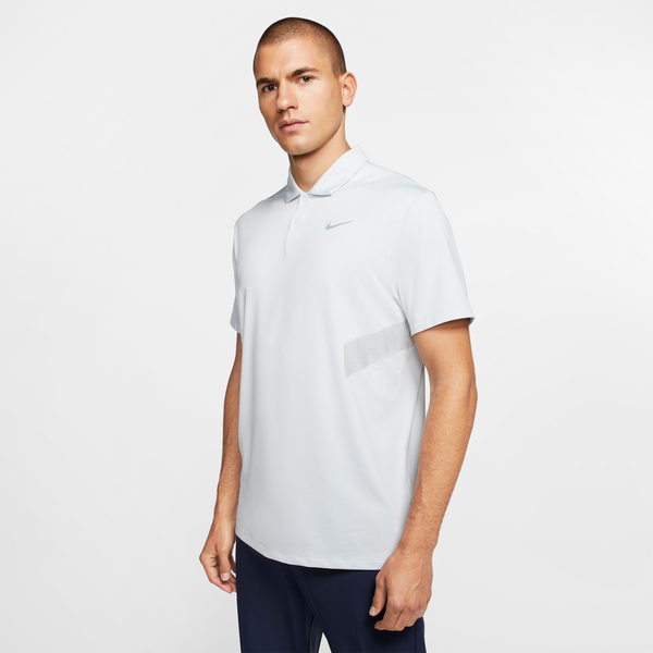 White 'Dri-FIT' Vapor Golf Polo - MEN / OUTLET