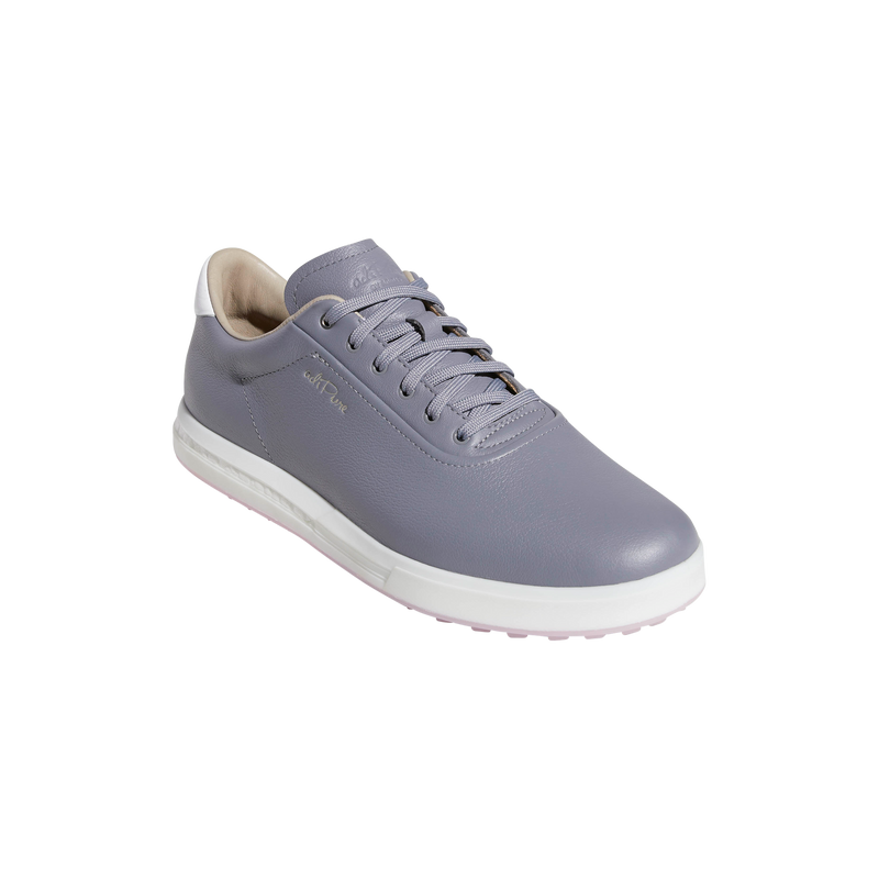 Grey 'Adipure SP' Golf Shoe - MEN / SS20